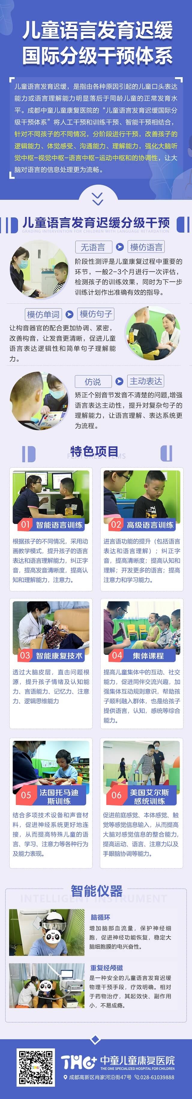遂宁哪个医院检查语言发育迟缓好,孩子语言发育迟缓家长应该怎么做? 图2